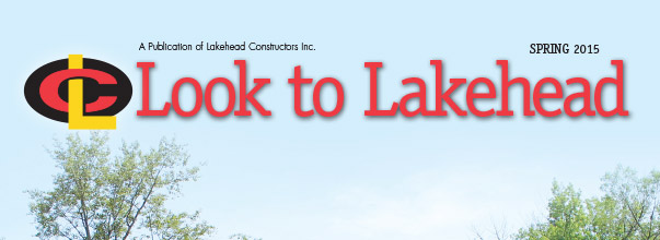 Look to Lakehead Banner
