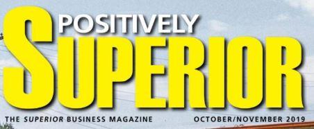 Positively Superior Magazine Logo
